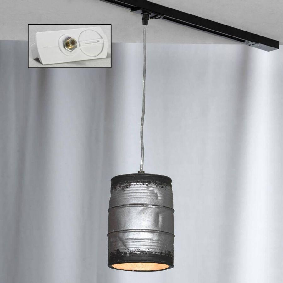 Трековый светильник однофазный Lussole LOFT Track Lights LSP-9526-TAW