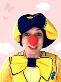 День рождения с клоуном Кнопочкой
