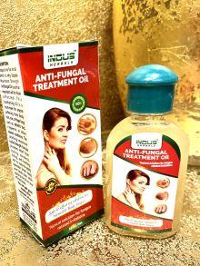 Масло лечебное противогрибковое Anti-Fungal 50мл.