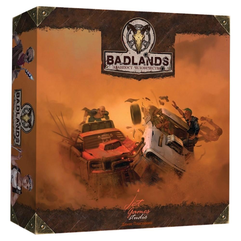 Badlands: Аванпост человечества