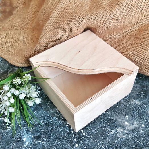 Салфетница - коробочка квадратная