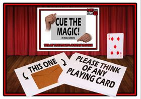 #НЕНОВЫЙ Cue the Magic by Angelo Carbone