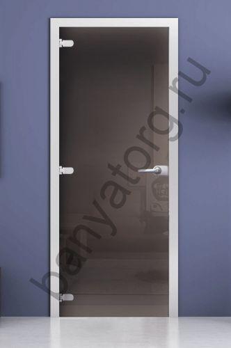 Дверь межкомнатная серая