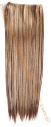 Искусственные термостойкие волосы на леске прямые №F009/019(60 см) - 100 гр.