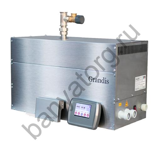 Парогенератор Grandis DS 180 / цветной сенсорный LCD пульт в комплекте
