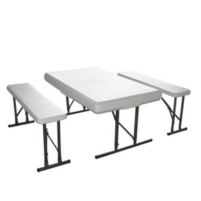 Набор складной мебели со скамейками Green Glade В113