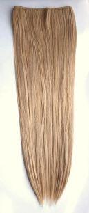 Искусственные термостойкие волосы на леске прямые №M018/613(60 см) - 100 гр.