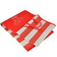 Пляжный коврик с ручками для переноски, 120х170 см