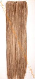 Искусственные термостойкие волосы на леске прямые №M012/613(60 см) - 100 гр.