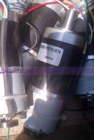 Мотор с редуктором GMP36-3530-1370-EN 12V 6RPM
