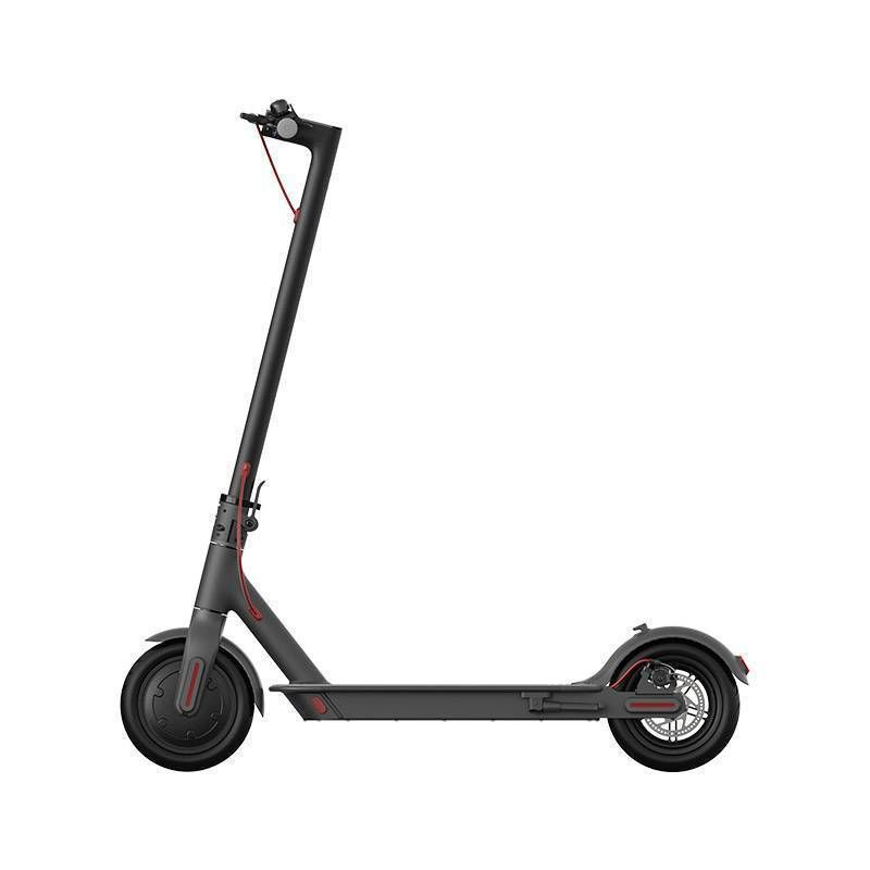 Электросамокат Xiaomi Mi Electric Scooter 1S ( Черный )