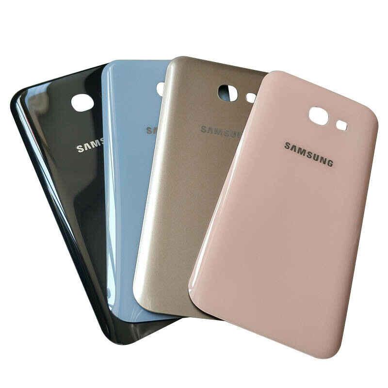 Задняя крышка Samsung A520F Galaxy A5 2017 (black) Оригинал