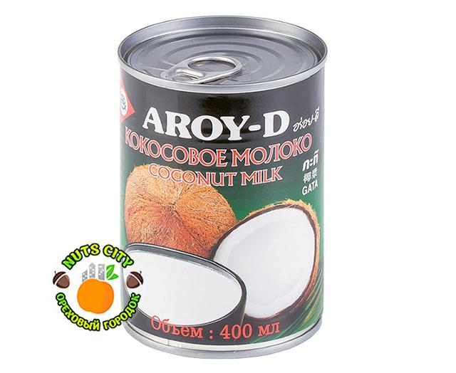 Кокосовое молоко Aroy 400мл