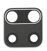 Стекло камеры Xiaomi Redmi Note 9S (black) Оригинал