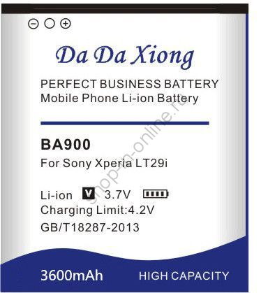 Аккумулятор BA900 3600 мАч Япония