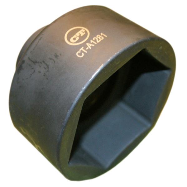 CT-A1281 Головка для гайки роликового подшипника  оси BPW 16 т