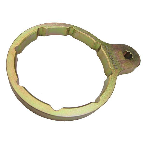 CT-A2018-20 Ключ для топливного фильтра двигателя  FUSO 380