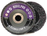 ROXELPRO 123544 Пурпурный зачистной круг ROXPRO, 125х22 мм.
