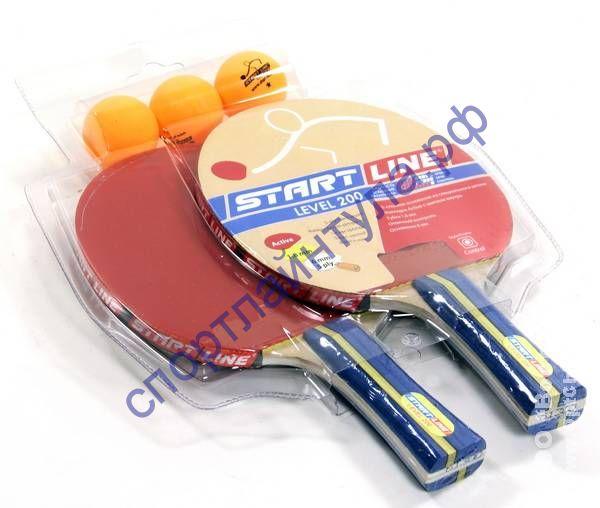 Набор для н/тенниса Level 200, 3 мяча Club Select