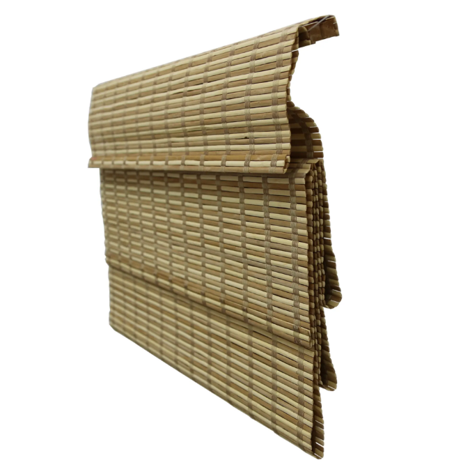 Римские шторы, бамбук, микс,  60х160 см