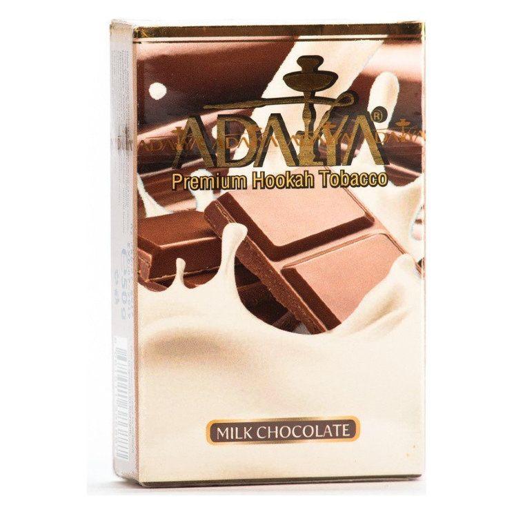 Табак Adalya - Milk Chocolate (Молочный Шоколад, 50 грамм, Акциз)