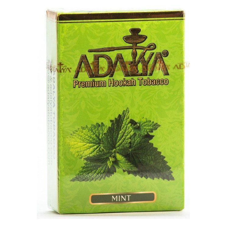 Табак Adalya - Mint (Мята, 50 грамм, Акциз)