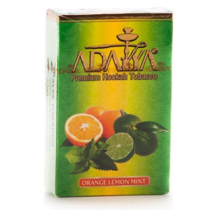 Табак Adalya - Orange Lemon Mint (Апельсин и Лимон с Мятой, 50 грамм, Акциз)