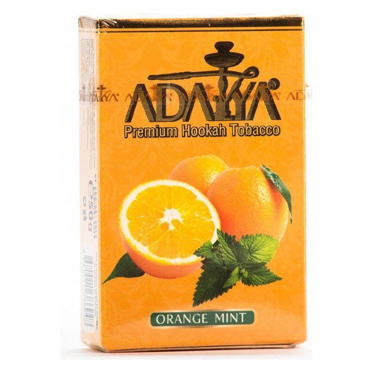 Табак Adalya - Orange Mint (Апельсин и Мята, 50 грамм, Акциз)