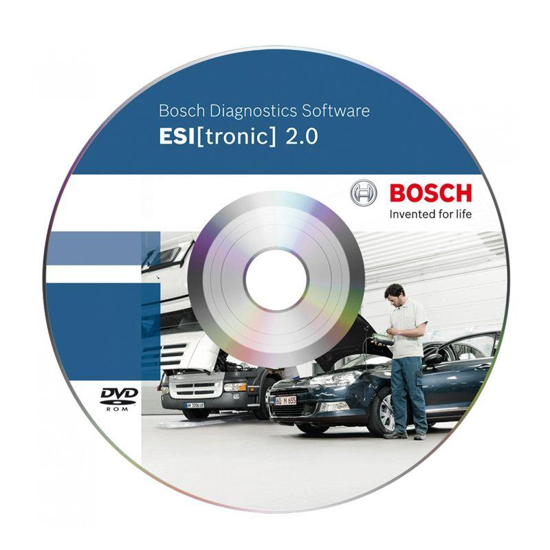 1987P12571 Bosch Esi Tronic подписка сектор C9 дополнительная  , 12 месяцев