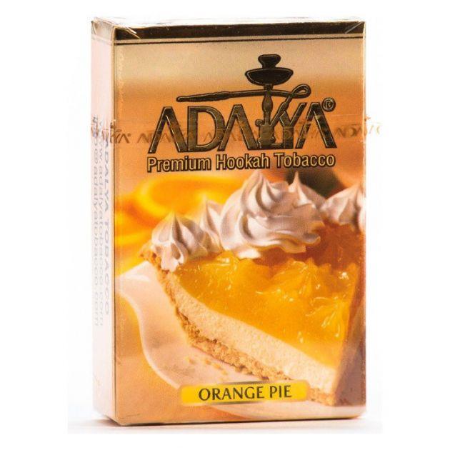 Табак Adalya - Orange Pie (Апельсиновый Пирог, 50 грамм, Акциз)