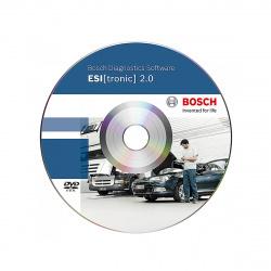 1987P12402 Программное обеспечение Bosch Esi Tronic  TRUCK основная на 36 месяцев