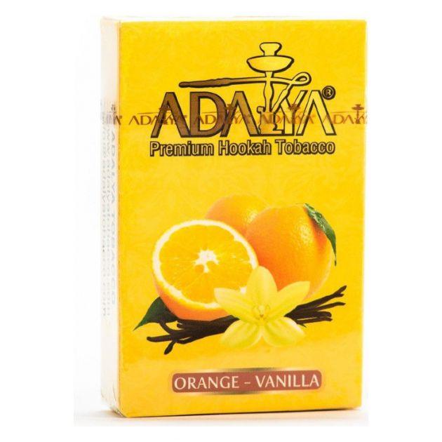 Табак Adalya - Orange Vanilla (Апельсин-Ваниль, 50 грамм, Акциз)