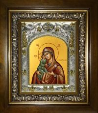 Елецкая икона Божией матери (14х18)