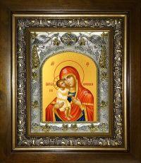 Жировицкая икона Божией матери (14х18)