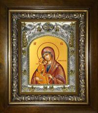 Миасинская икона Божией матери (14х18)
