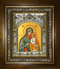Милостивая икона Божией матери (14х18)