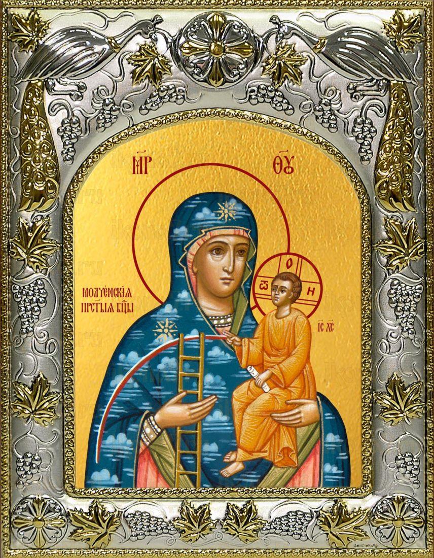 Молченская икона Божией матери (14х18)