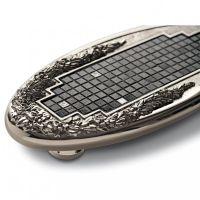Ручка-скоба Enrico Cassina Mosaico C47100. Длина 350 мм