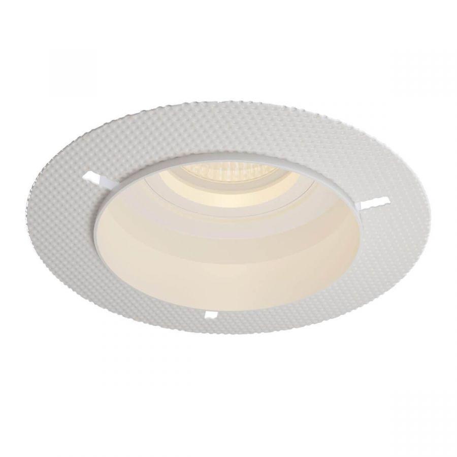 Встраиваемый светильник Maytoni Hoop DL043-01W