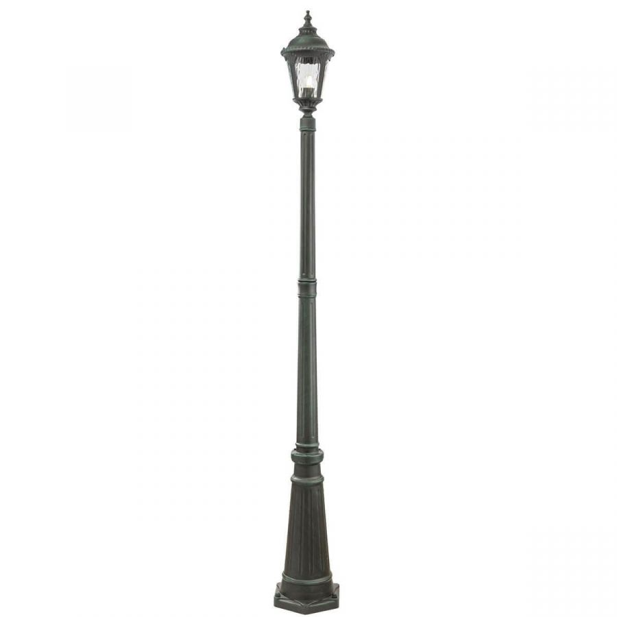 Садово-парковый светильник Maytoni Goiri O030FL-01GN