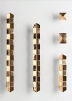 Мебельная ручка Enrico Cassina Bronzo Africa BR0542PO