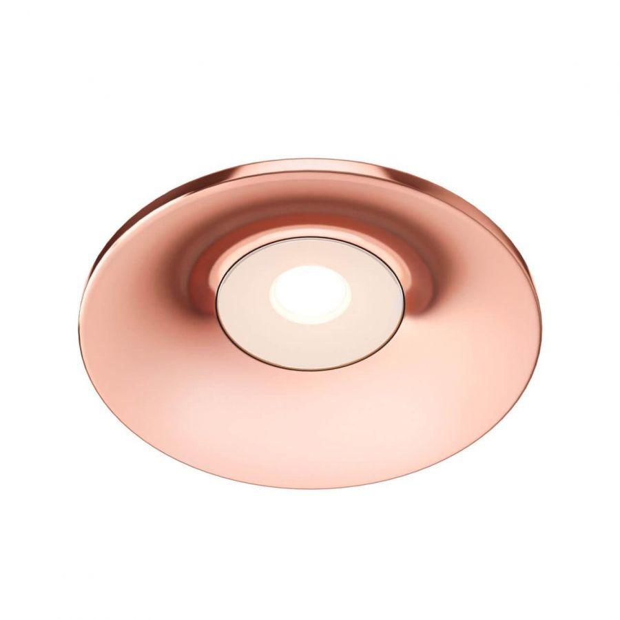 Встраиваемый светильник Maytoni Barret DL041-01RG