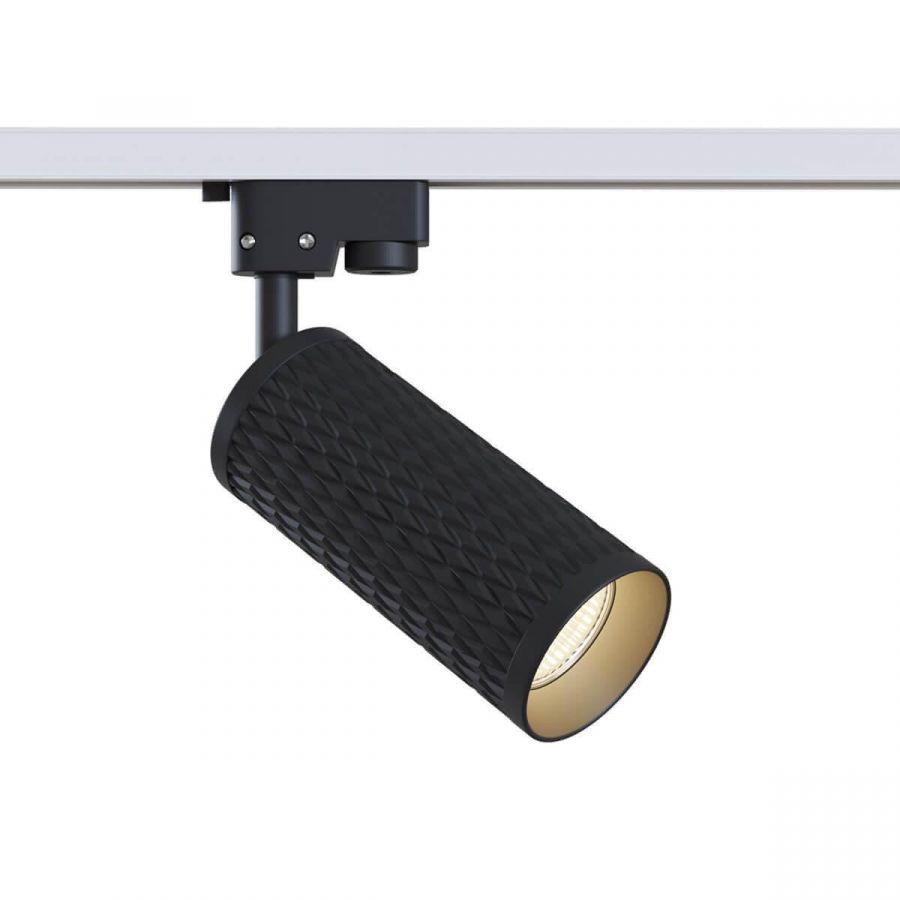 Трековый светильник Maytoni Track TR011-1-GU10-B