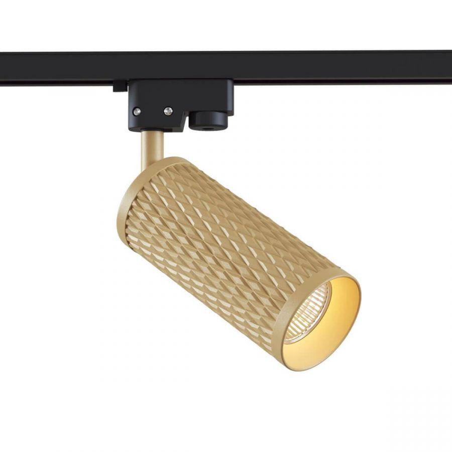 Трековый светильник Maytoni Track TR011-1-GU10-G