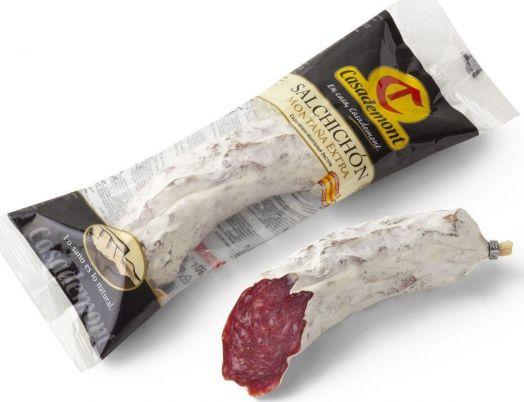 Колбаса сыровяленая Casademont Salchichon Montana Extra, 250г (цена за шт)