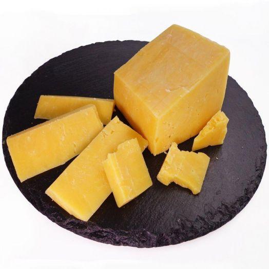 Сыр Чеддер, Белоруссия. 100 граммов (цена за шт)