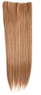 Искусственные термостойкие волосы на леске прямые №M012/024 (60 см) - 100 гр.
