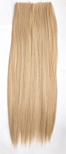 Искусственные термостойкие волосы на леске прямые №M024/613(60 см) - 100 гр.