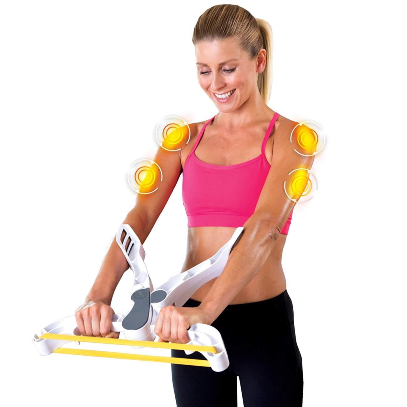 Тренажер для рук, плеч и спины