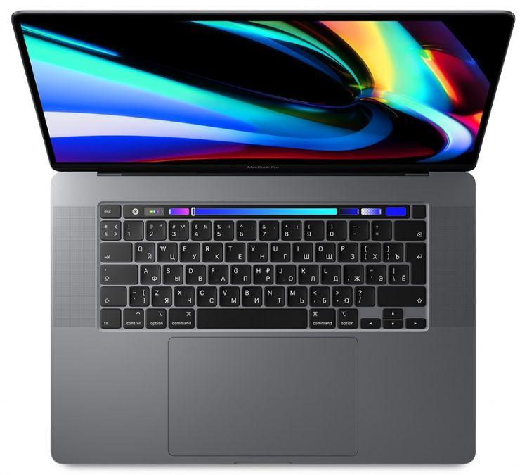 "Apple MacBook Pro 16"" 2.4GHz/32Gb/2Tb (2019) MY222"
